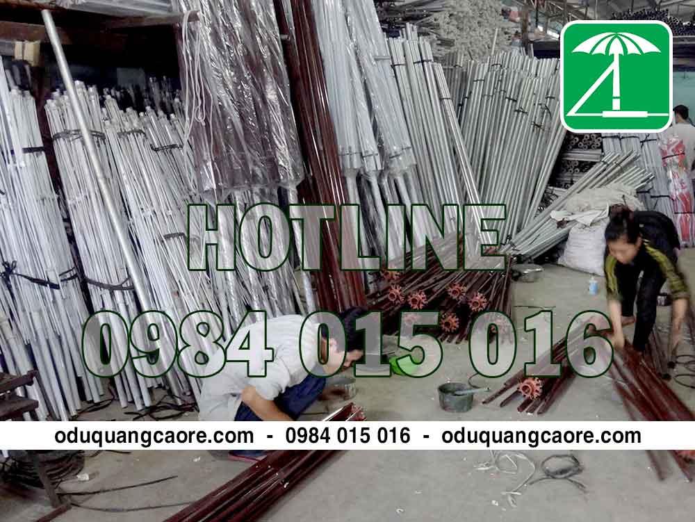 Cơ sở sản xuất ô dù Ấn Lộc