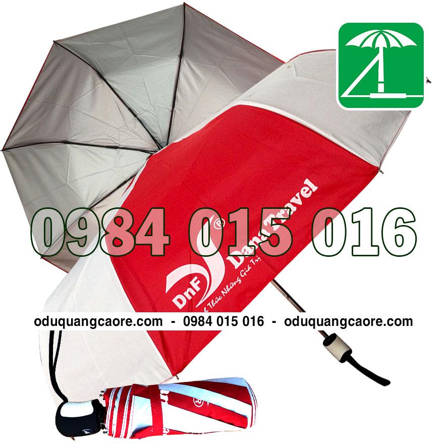 ô dù cầm tay gấp 3