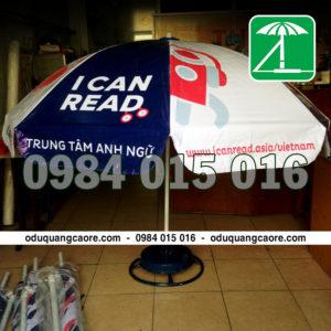Dù quảng cáo tại Nha Trang