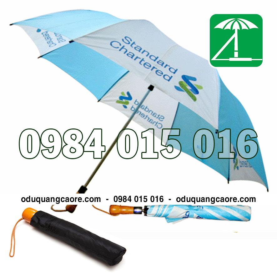 ô dù cầm tay gấp 2