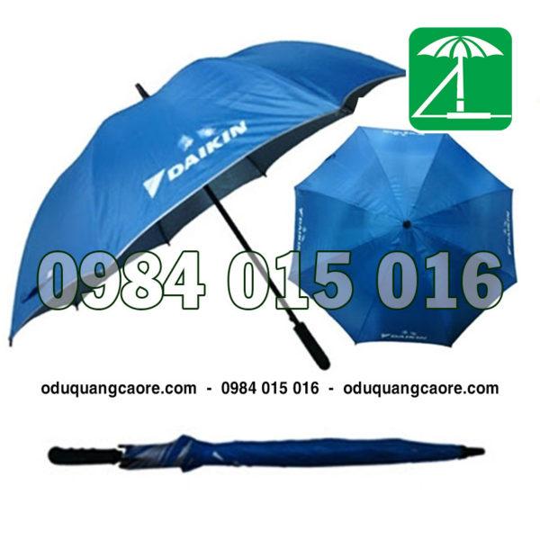 ô dù cầm tay thân nhựa thẳng