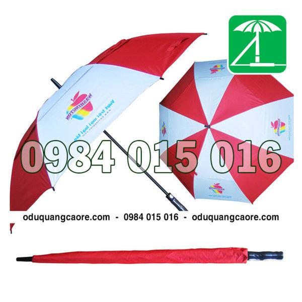 ô dù cầm tay thân sắt giá rẻ